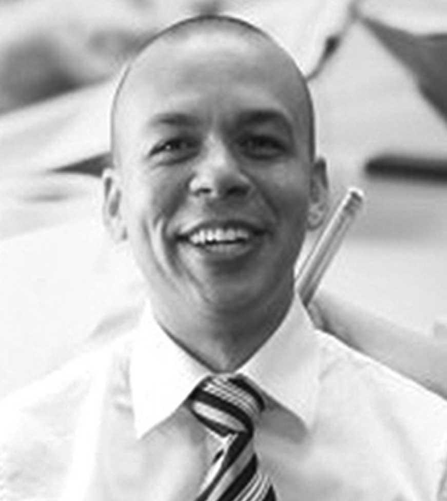 Wesley Hendricks Afroteq Advisory Executive Account Manager